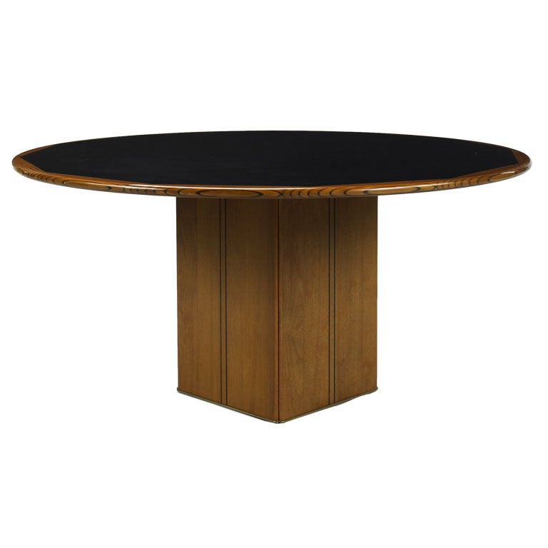 Dining Table: Tobia Scarpa Dining Table