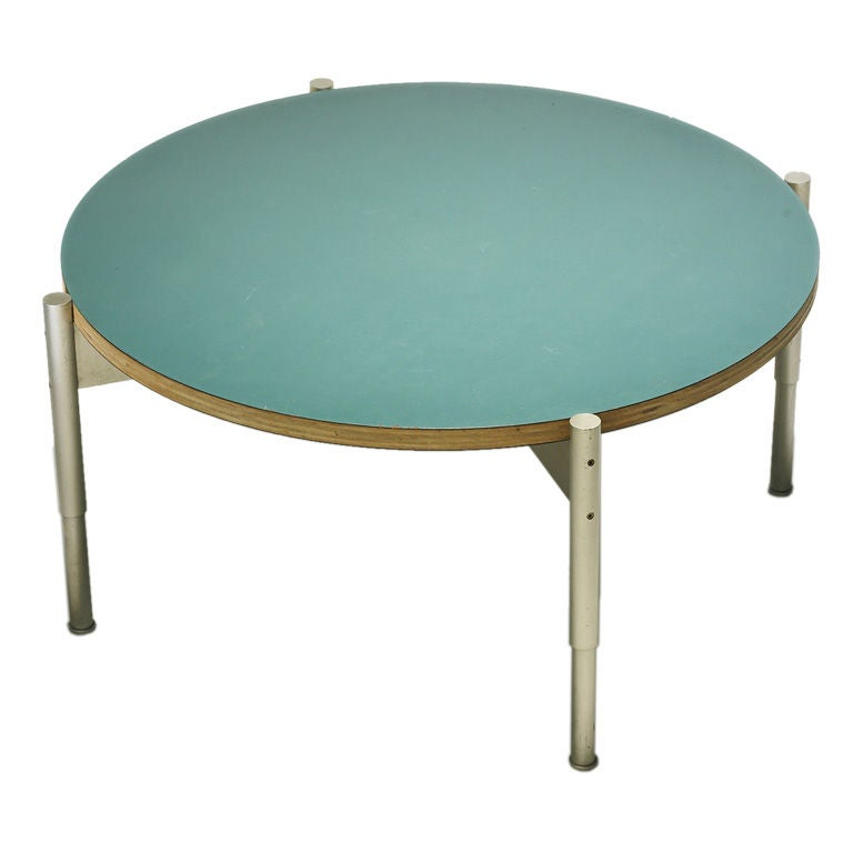 Coffee Table From Hotel Parco Dei Principi Rome By Gio Ponti At 1stdibs