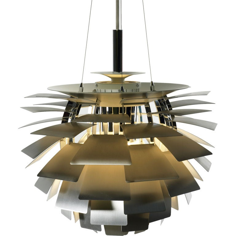 Wright Now - Louis Poulsen - Artichoke light by Poul Henningsen