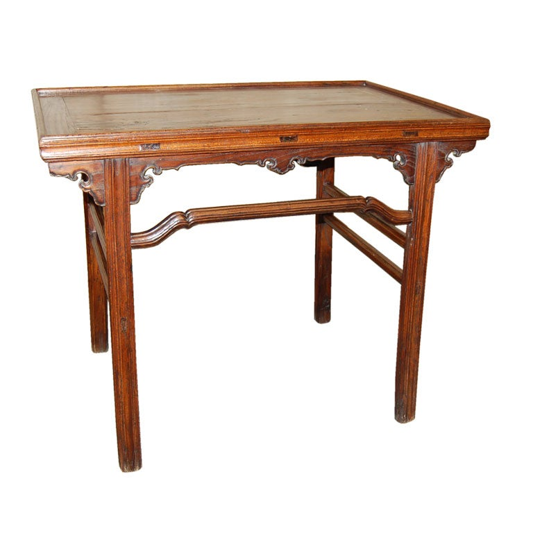 Early 18th Century Chinese Wine Table 1