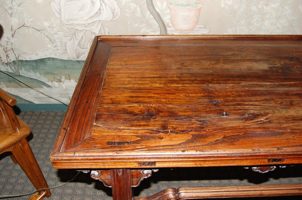 Early 18th Century Chinese Wine Table In Good Condition For Sale In New York, NY