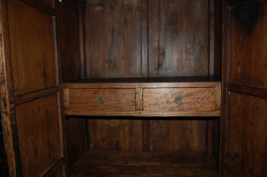 Pair of Chinese 18th Century Wooden Cabinets 5