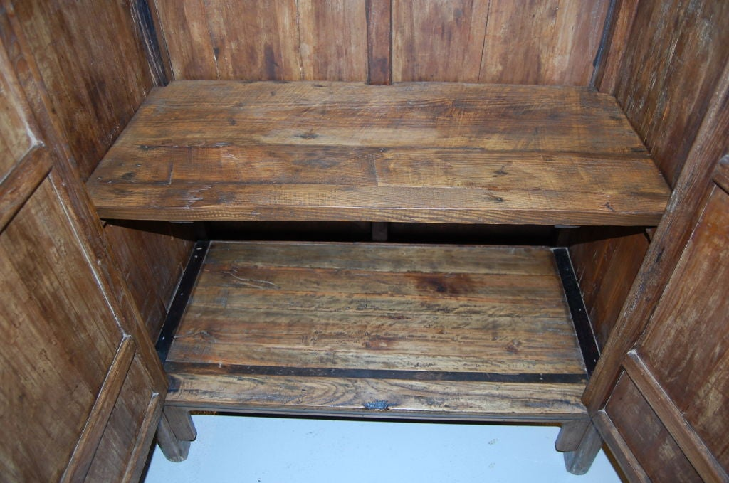 Pair of Chinese 18th Century Wooden Cabinets 8