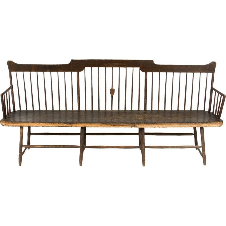 New Hampshire Settee For Sale