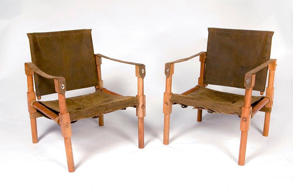 Contemporary Safari Chairs