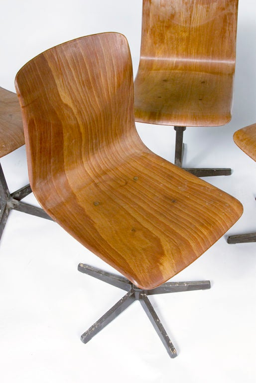 german school chairs at 1stdibs