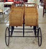 Heywood American Twin Baby Carriage image 10