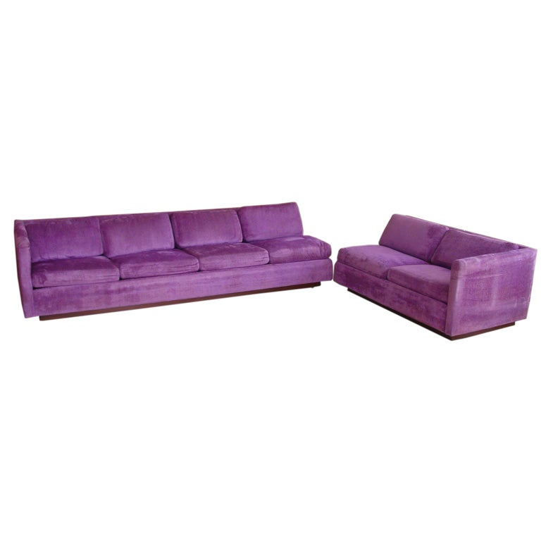 Awesome Milo Baughman Sectional Sofa At 1stdibs