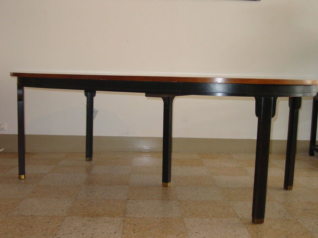 baker extension dining table at 1stdibs