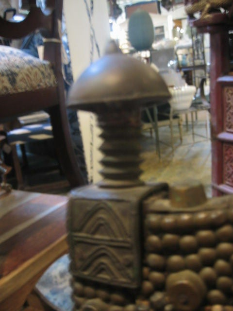 Circa 1860's Ashanti King's Chair at 1stdibs