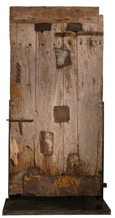 Farmhouse Door on Contemporary Mount image 2