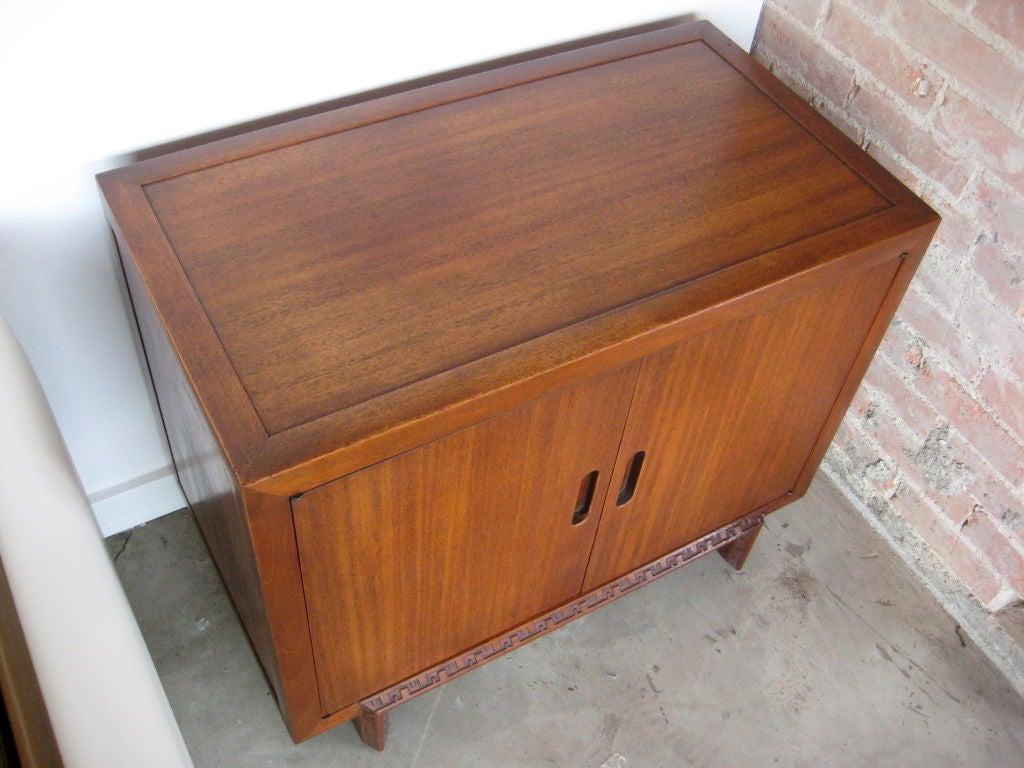 Mahogany cabinet by Frank Lloyd Wright image 4