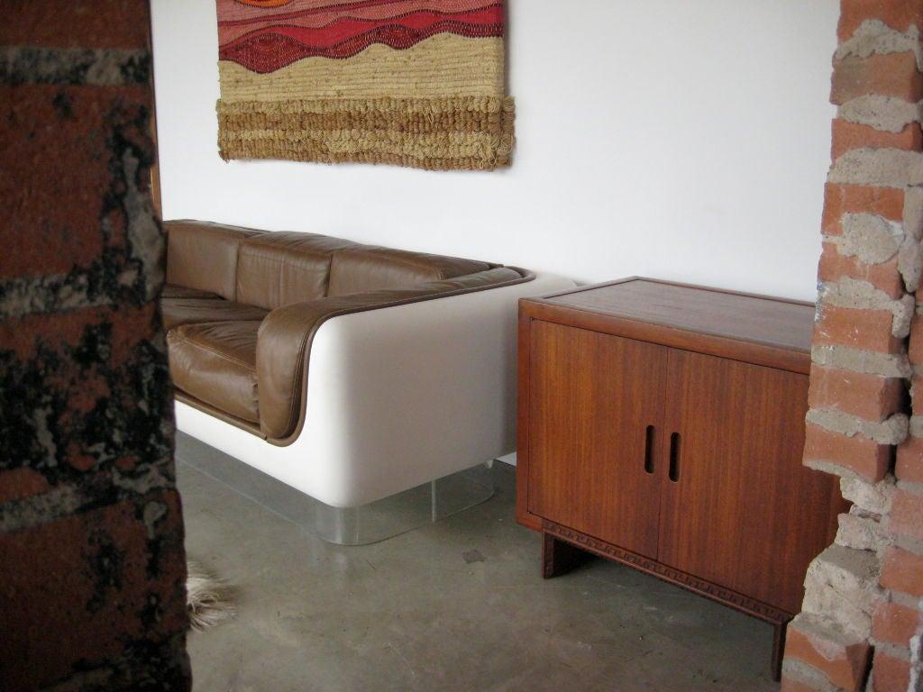 Mahogany cabinet by Frank Lloyd Wright image 8