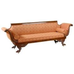 New York Classical Grecian Sofa