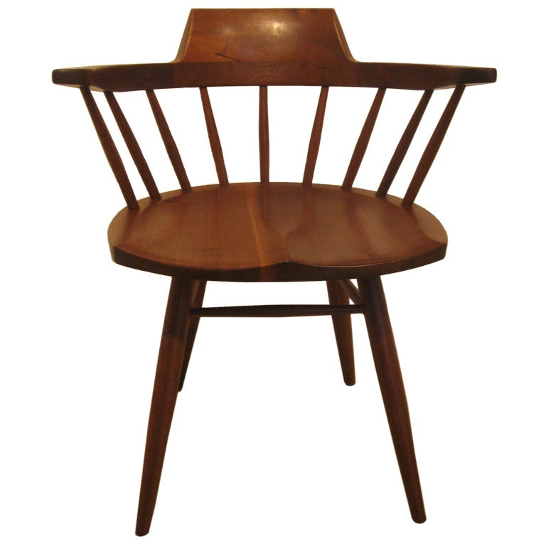 george nakashima windsor chair at 1stdibs