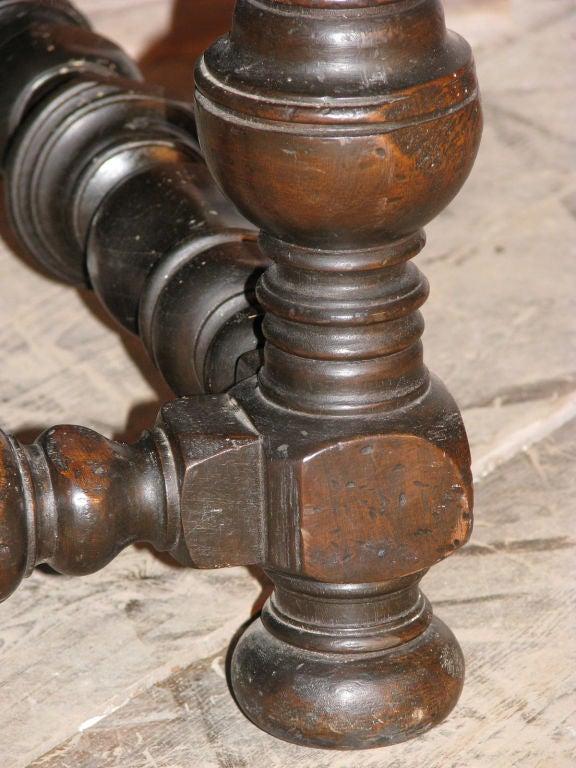 Italian 19th century Baroque Style Settee 4