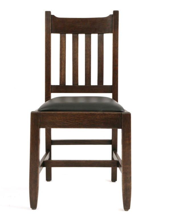 this 6 mission oak dining chairs is no longer available