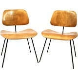 Early Eames DCM Chairs
