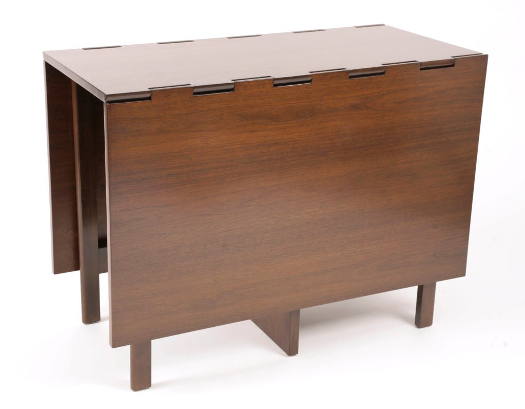 George Nelson For Herman Miller Dining Table At 1stdibs