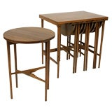Bertha Schaeffer for M. Singer and Sons Tables