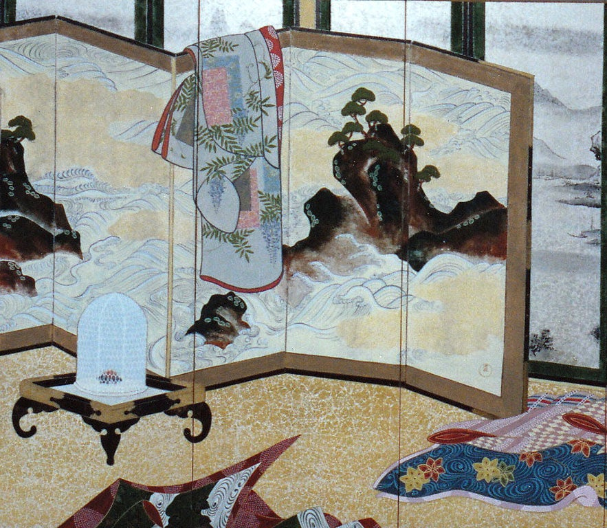japanese art imperial paintings - photo #37