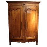 Louis XV style armoire
