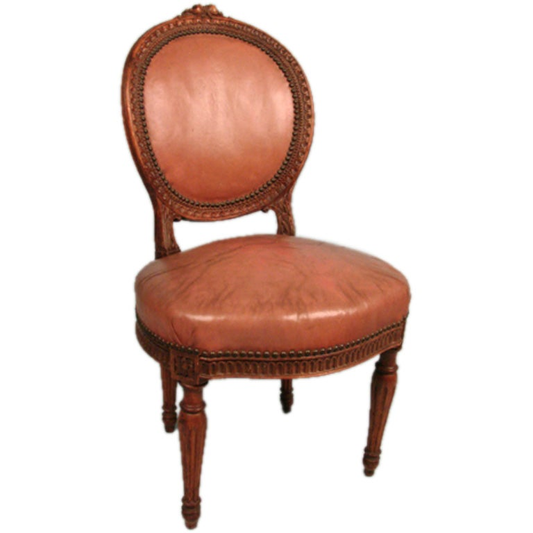 Louis XVI Style Youth Chair at 1stdibs