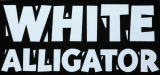 """White Alligator"" - 1990s San Francisco Zoo poster image 3"