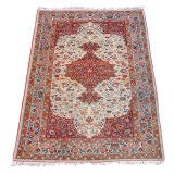 Tabriz Rug with Classic Persianate Medallion Design