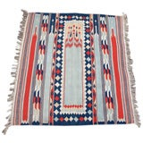 Dhurrie Prayer Rug from India