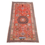Stunning Early 20th Century Khotan Rug from East Turkestan