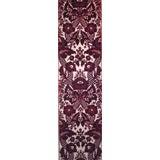 Large Patterned Velvet