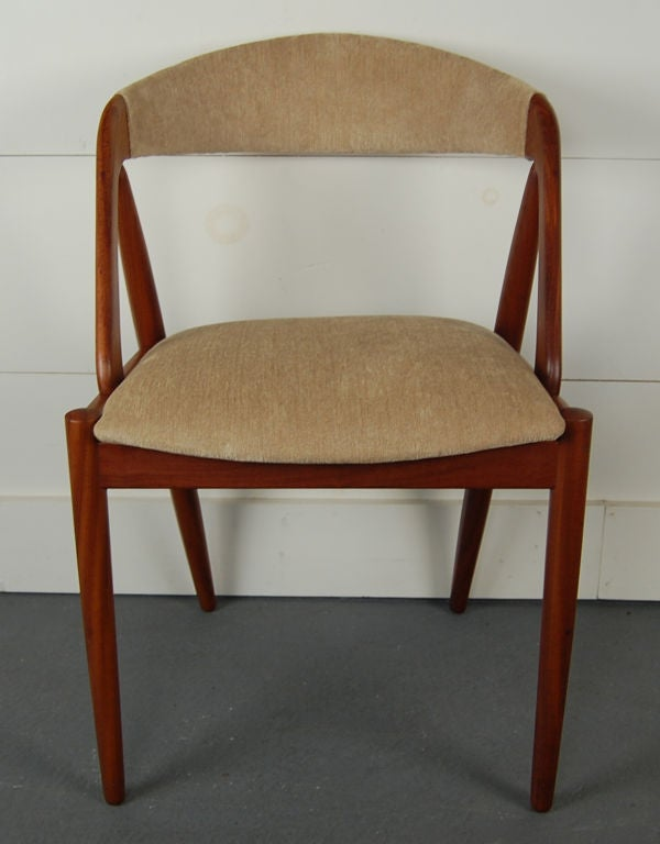 Set Of Six Mid Century Modern Jacaranda Dining Chairs At