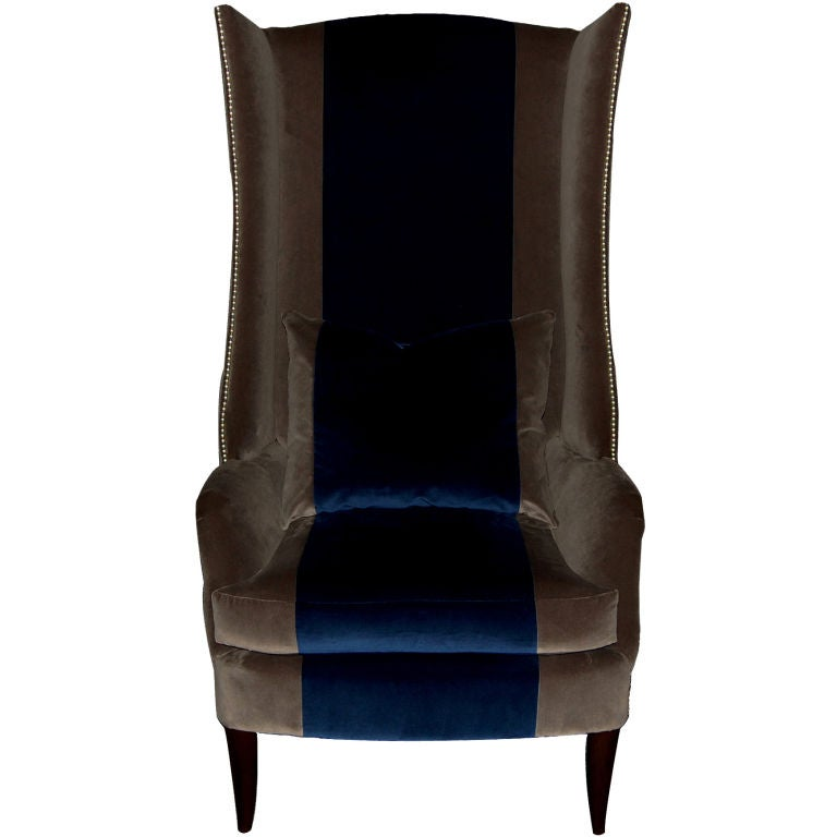 Fladdermus Five Foot Tall Wing Lounge Chair By Bjork At
