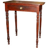 Massachusetts Side Table, circa 1830