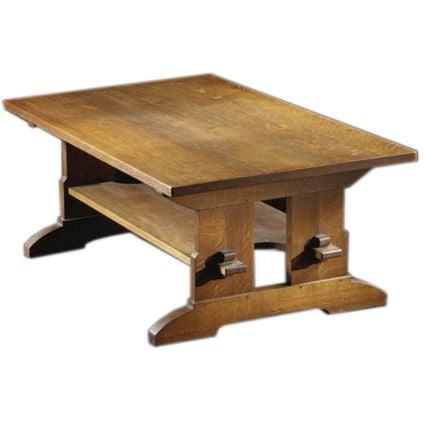 large trestle table 1