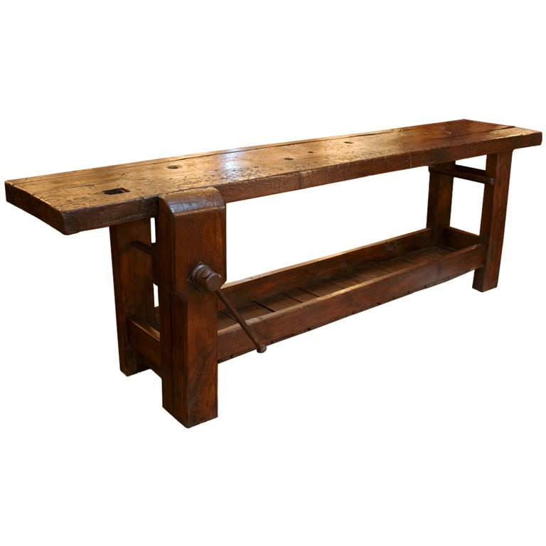 Antique Work Bench 28 Images Victorian Bench Antiques