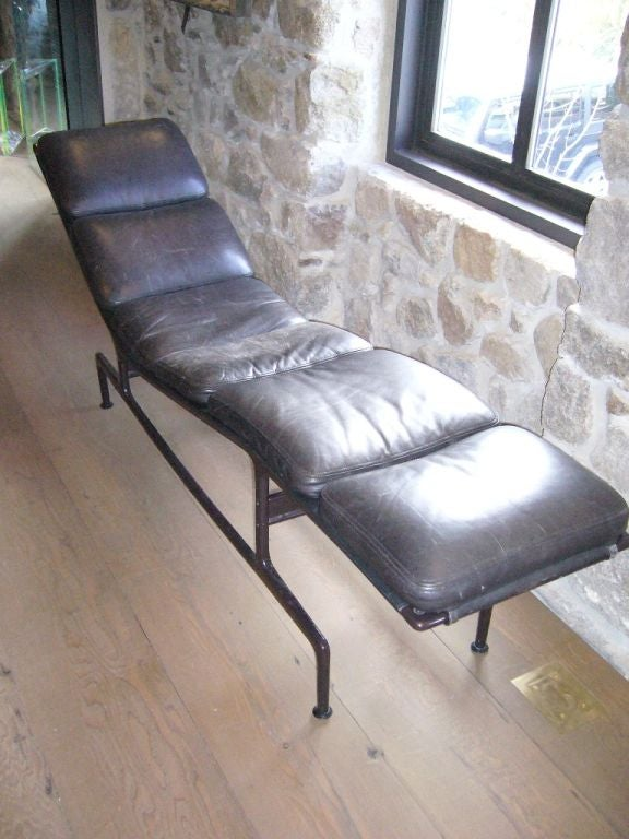 Billy Wilder Chaise Lounge by Charles and Ray Eames 3