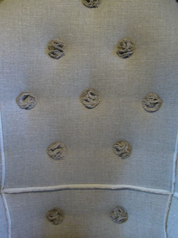 Queen Anne Style Corner Chair image 4