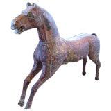 Provencal Carousel Horse