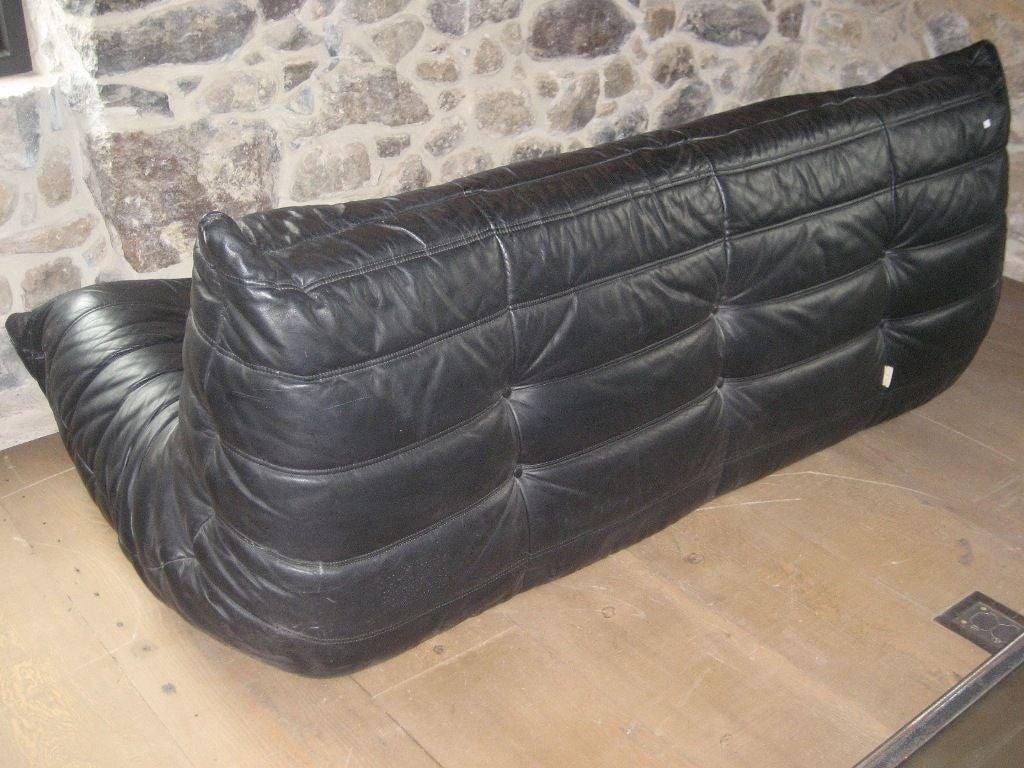 Vintage ligne roset togo sofa at 1stdibs - Ligne roset sofa togo ...