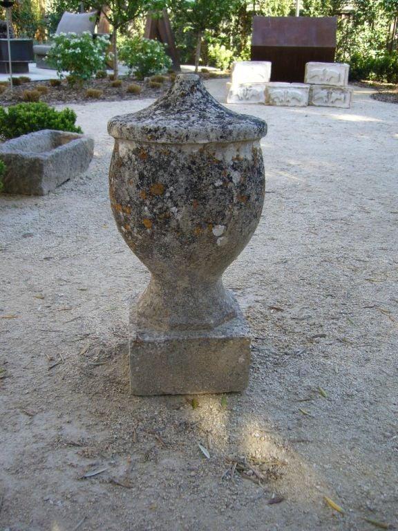 Vintage Stone Urn For Sale 2
