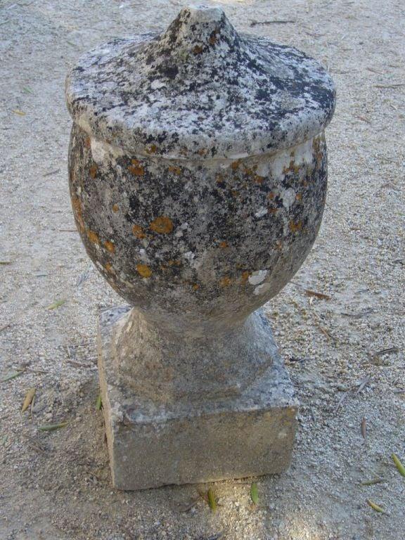 Vintage Stone Urn For Sale 4