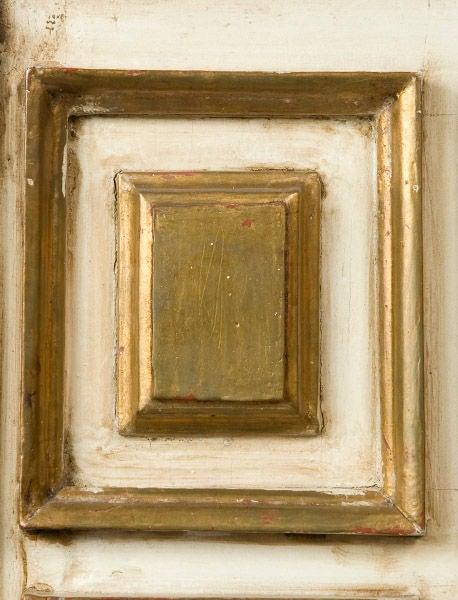Gilt Mid-Century Door Panels For Sale
