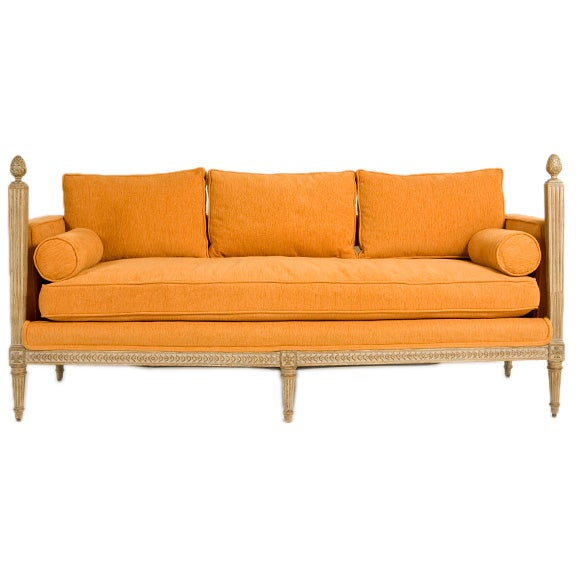 Sofa Attributed to Jansen For Sale