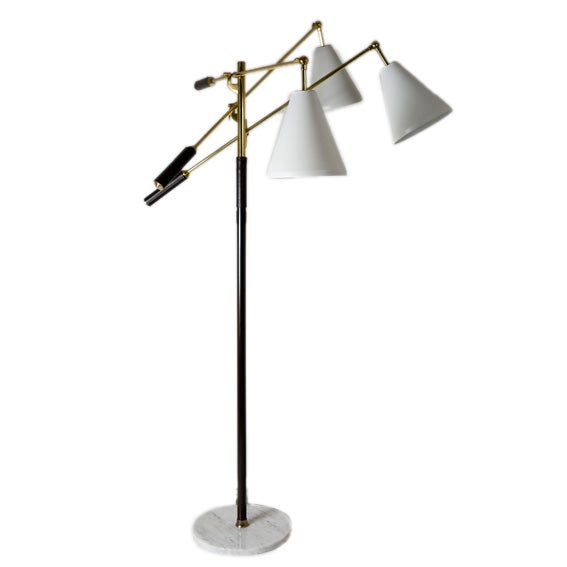 Triennale Floor Lamp For Sale