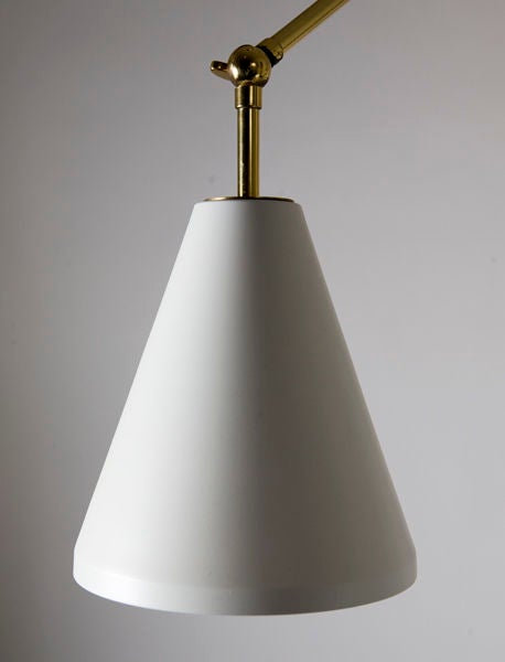 20th Century Triennale Floor Lamp For Sale