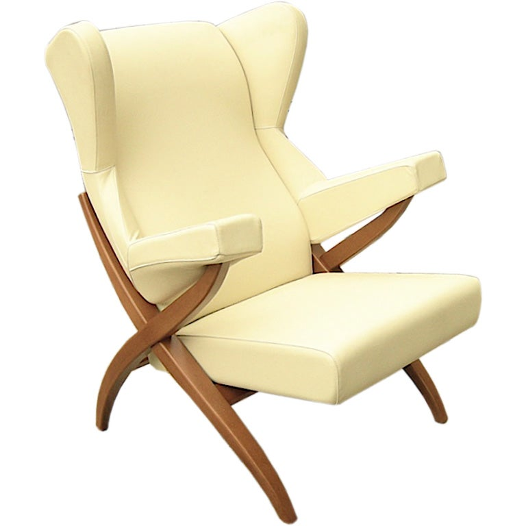 Franco Albini Quot Fiorenze Chair Quot For Arflex 1952 At 1stdibs