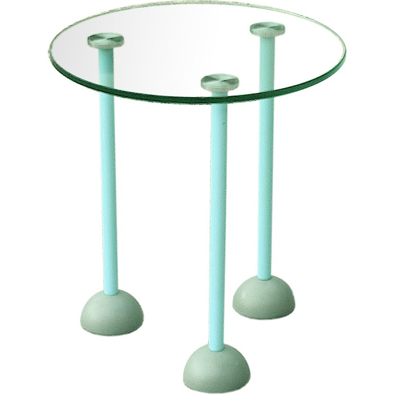 Memphis Side Table At 1stdibs