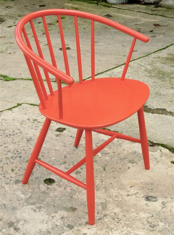 Ejvind A. Johansson Chair for FDB Mobler, 1955 image 3